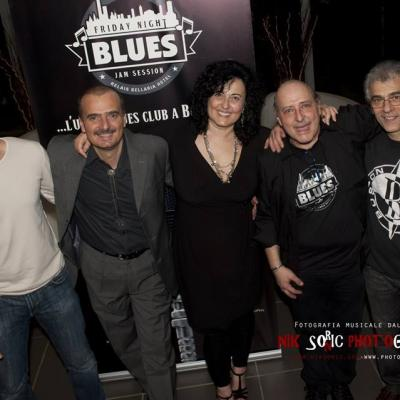 Concerto presso Friday Night Blues
